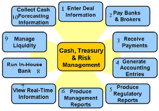CASH FLOW AND TREASURY MANAGEMENT