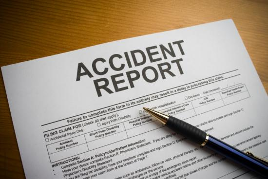ACCIDENT REPORTING AND INVESTIGATION