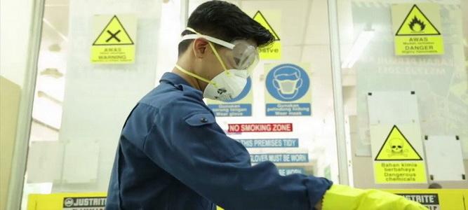 Ahli Keselamatan dan Kesehatan Kerja Kimia