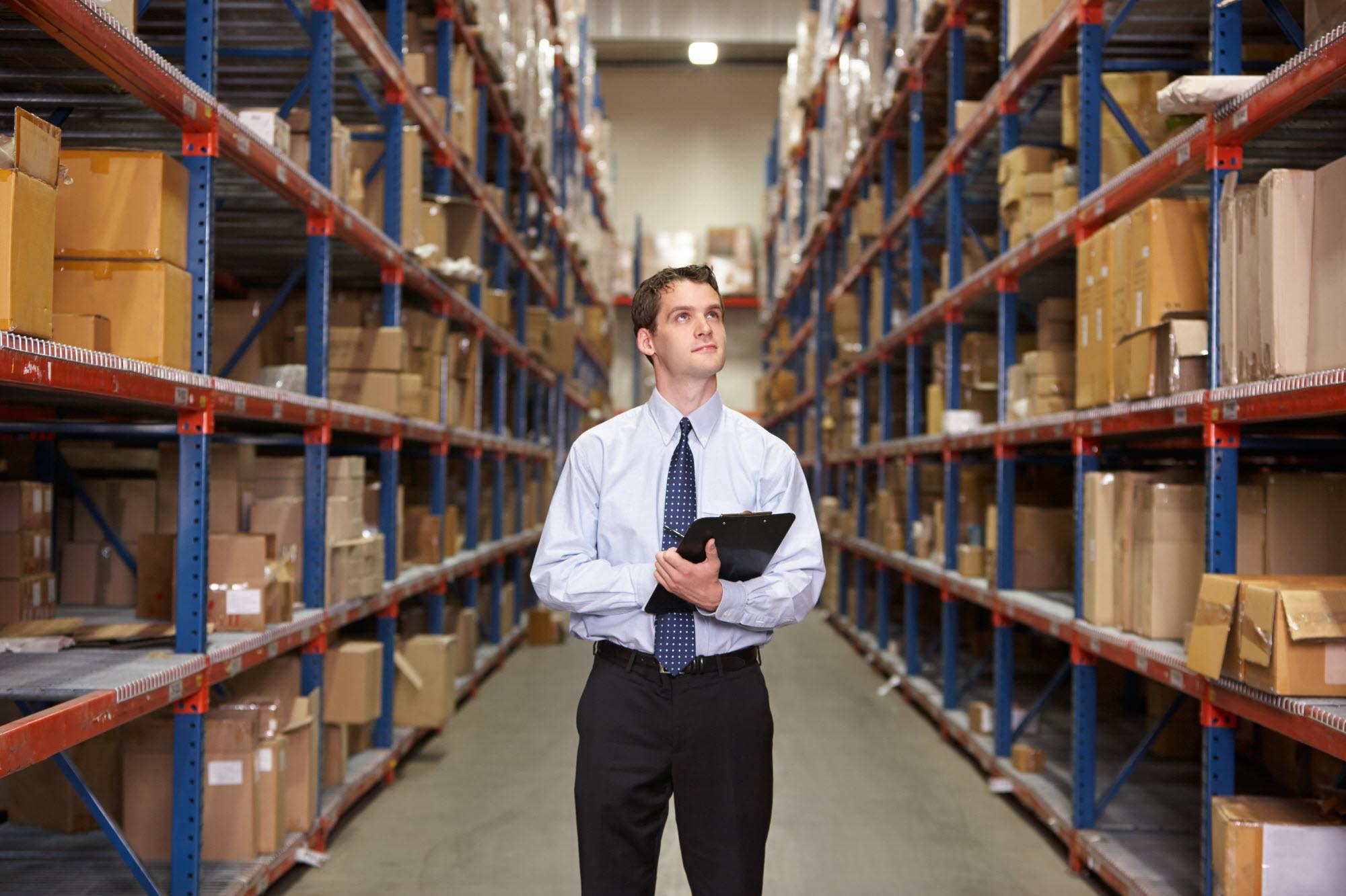 Warehouse Management - Borobudur Training